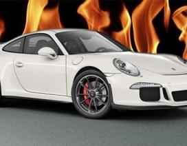 Porsche triệu hồi xe 911 GT3 trên toàn thế giới