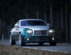 Mansory nâng công suất Rolls-Royce Wraith lên 730 mã lực