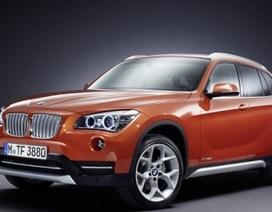 Xe BMW X1 thế hệ mới dùng động cơ nhỏ hơn