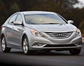 Hyundai bị xếp hạng thấp vì Sonata