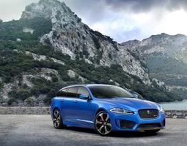 Jaguar ra xe XFR-S Sportbrake