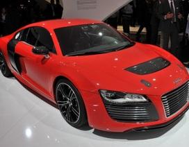 Audi xác nhận kế hoạch sản xuất siêu xe R8 chạy điện