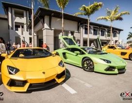 Siêu xe hội ngộ ở Florida