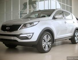 Kia Sportage phiên bản mới ra mắt tại Malaysia