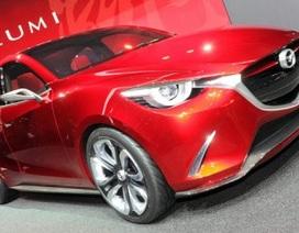 Xe Toyota Yaris thế hệ mới sẽ dùng động cơ Mazda?