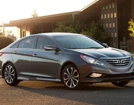 Hyundai thừa nhận sai sót về mức tiêu thụ nhiên liệu của xe Sonata