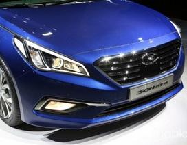 Cận cảnh xe Hyundai Sonata thế hệ mới
