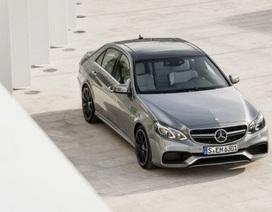 Thông tin ban đầu về xe Mercedes E-Class thế hệ mới