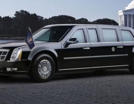 Mỹ cần xe tổng thống mới
