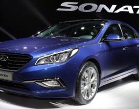Hyundai Sonata thế hệ mới trình làng