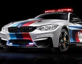 BMW M4 Coupe làm xe dẫn đường tại MotoGP 2014