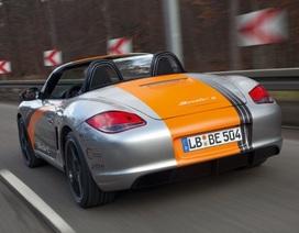 Porsche cân nhắc sản xuất xe thể thao chạy điện