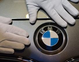 BMW triệu hồi hơn 230 ngàn xe tại Trung Quốc