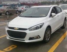 Lộ diện Chevrolet Cruze 2016