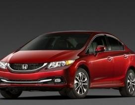 Honda triệu hồi xe Civic LX 2014