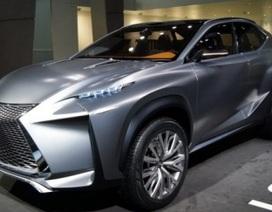 Lexus chuẩn bị ra mắt xe crossover mới