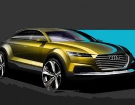 Audi tiết lộ hình ảnh xe Q4 Concept