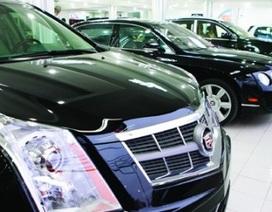 Tăng tốc nhập khẩu ôtô từ ASEAN