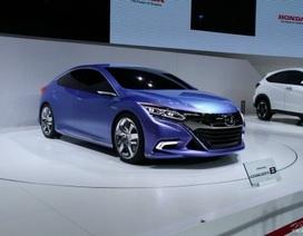 Honda ấp ủ sản xuất mẫu xe hybrid mới