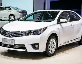 Toyota ra mắt hai phiên bản Corolla khác nhau