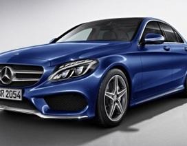 Mercedes ra mắt xe C-Class 2015 trục cơ sở dài