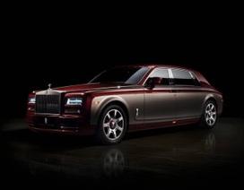 Rolls-Royce ra xe Phantom phiên bản Du lịch