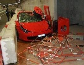 Liên tiếp tai nạn với siêu xe
