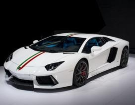 Lamborghini ra xe Aventador phiên bản đặc biệt