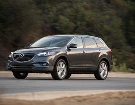 Mazda CX-9 sẽ dùng động cơ Turbo