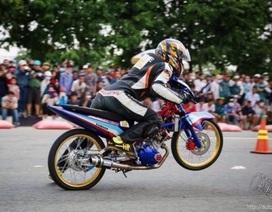Bát nháo giải đua Drag đầu tiên tại Việt Nam