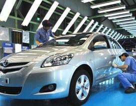 Quyết thu thuế cao, đè bẹp giấc mơ ôtô giá rẻ