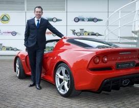 Cựu lãnh đạo Peugeot-Citroen về điều hành Lotus