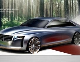 Mercedes-Benz U-Class có thể thay thế Maybach?