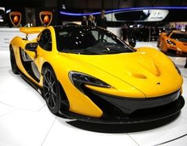 McLaren tuyên bố không sản xuất SUV