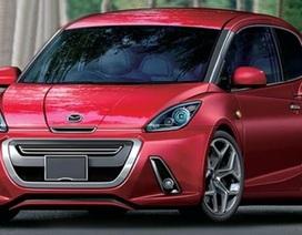 Mazda sẽ ra xe cạnh tranh với Mini Cooper