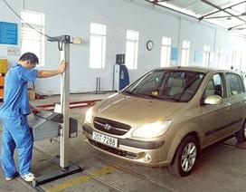 Các đơn vị đăng kiểm xe cơ giới làm việc cả ngày Chủ nhật
