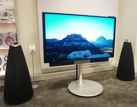 Bang & Olufsen đưa TV 4K siêu sang giá gần 360 triệu đồng về Việt Nam