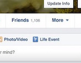 """Kiểm tra mức độ """"bí mật"""" của tài khoản Facebook"""