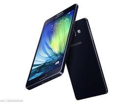 Samsung ra mắt điện thoại nguyên khối mỏng nhất Galaxy A7