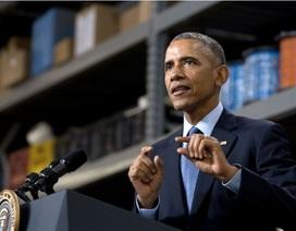 """Obama chuẩn bị """"khiêu chiến"""" với tội phạm mạng"""