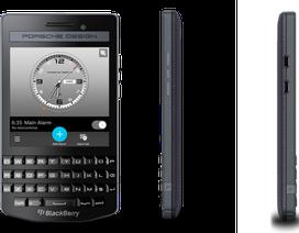 BlackBerry trình làng siêu phẩm Porsche Design P'9983 Graphite
