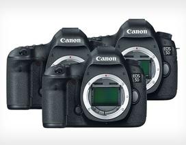 Canon 5D mark III sẽ có tới 3 phiên bản kế nhiệm