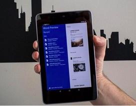 """Microsoft tiếp tục """"chăm sóc"""" người dùng Android"""