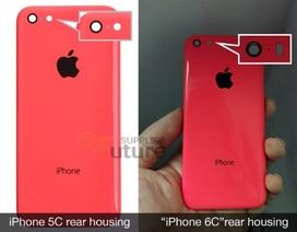 iPhone 6C vỏ nhựa lộ diện, màn hình 4 inch