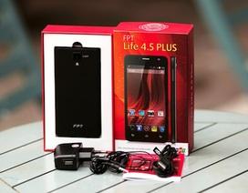 Hình ảnh thực tế smartphone FPT Life 4.5 Plus giá rẻ