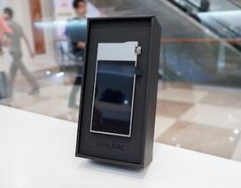 Đập hộp máy nghe nhạc siêu sang giá gần 40 triệu đồng tại Việt Nam