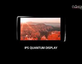 """LG tung video """"khoe"""" màn hình siêu sáng của điện thoại G4 sắp ra mắt"""