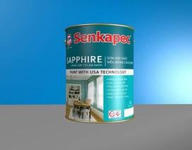 Sơn ATP Việt Nam giới thiệu sản phẩm mới dòng sơn cao cấp nội ngoại thất Senkapec