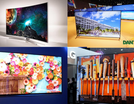 5 mẫu TV 4K hình ảnh đẹp nhất hiện nay