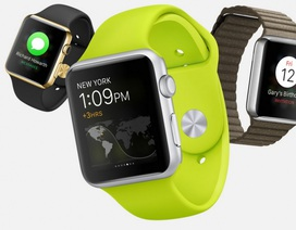 Apple Watch được dự đoán bán 300.000 chiếc trong ngày đầu tiên